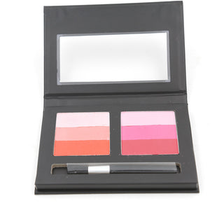 Blush Mineralize  Palette 1pcs 6 Color Blusher Makeup Matte Powder Full Size Net 16g: Deals Blast