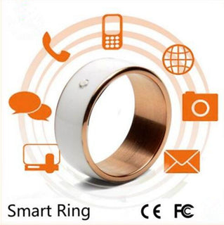 TimeR2 Smart Ring App Enabled Wearable Technology Magic Ring For NFC Phone Smart Accessories Trendy 3-proof Electronic Component Deals Blast