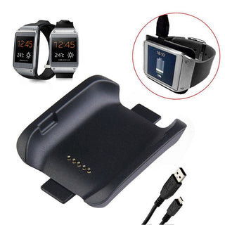 Charging Cradle Smart Watch Charger Dock For Samsung Galaxy Gear SM-V700 Deals Blast