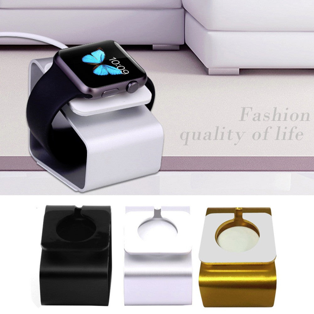 1pc Aluminum Stand Holder Charging Dock Holder Cradle For Apple Watch for iWatch Newest Deals Blast