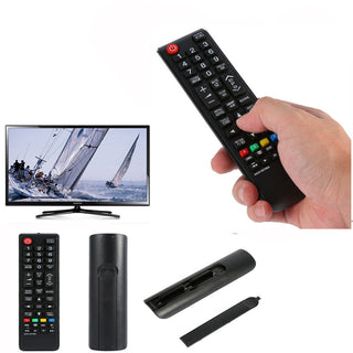 Smart Remote Control Use for Samsung TV LED Smart TV AA59-00786A AA5900786A English Remote Contorl Universal Replacement Deals Blast