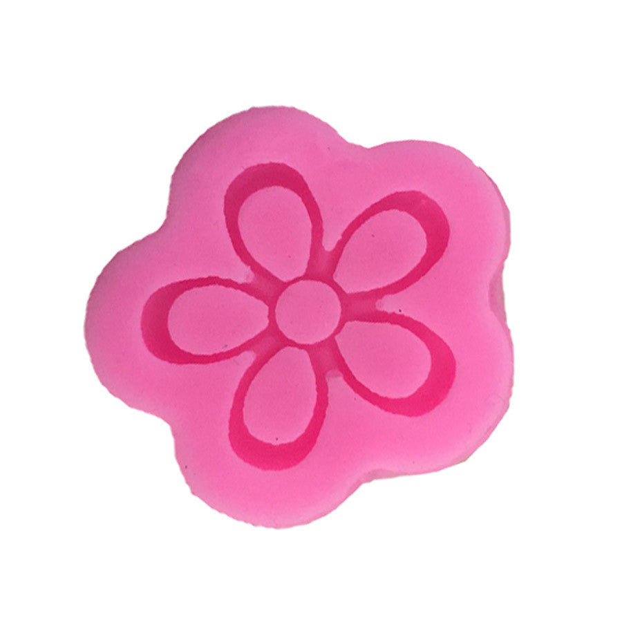 MIni Flowers Shaped Silicone Cake Mold Cake Decoration Fondant Cake Mold 3D Food Grade Silicone Mold - Deals Blast