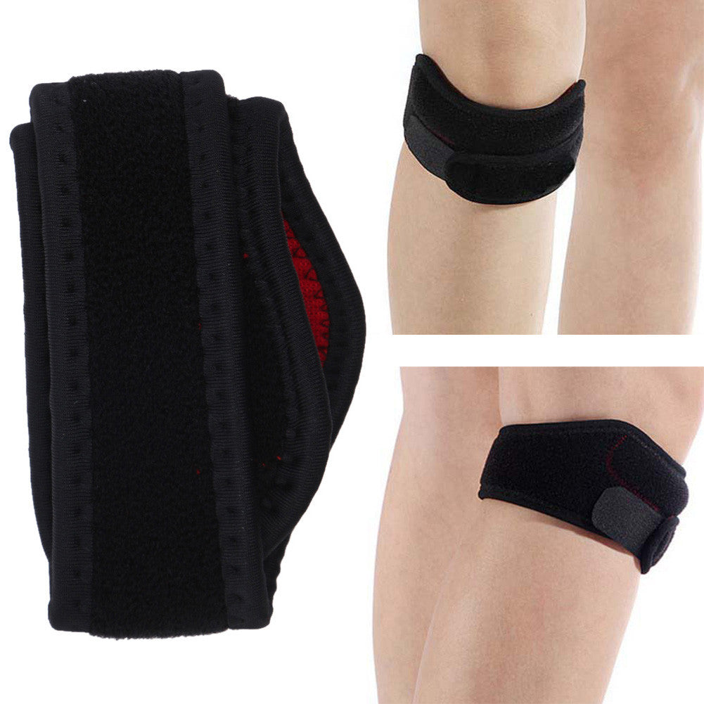 Silicone Gasket Gym Sports Knee Support Pad Guard Protector Gel Knee Pads brace support Protect Sports Safety Knee Protector Deals Blast