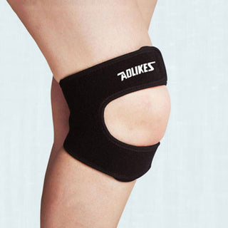 Padded Knee Support Brace Running Leg Guard Patella Sport Gym Deals Blast