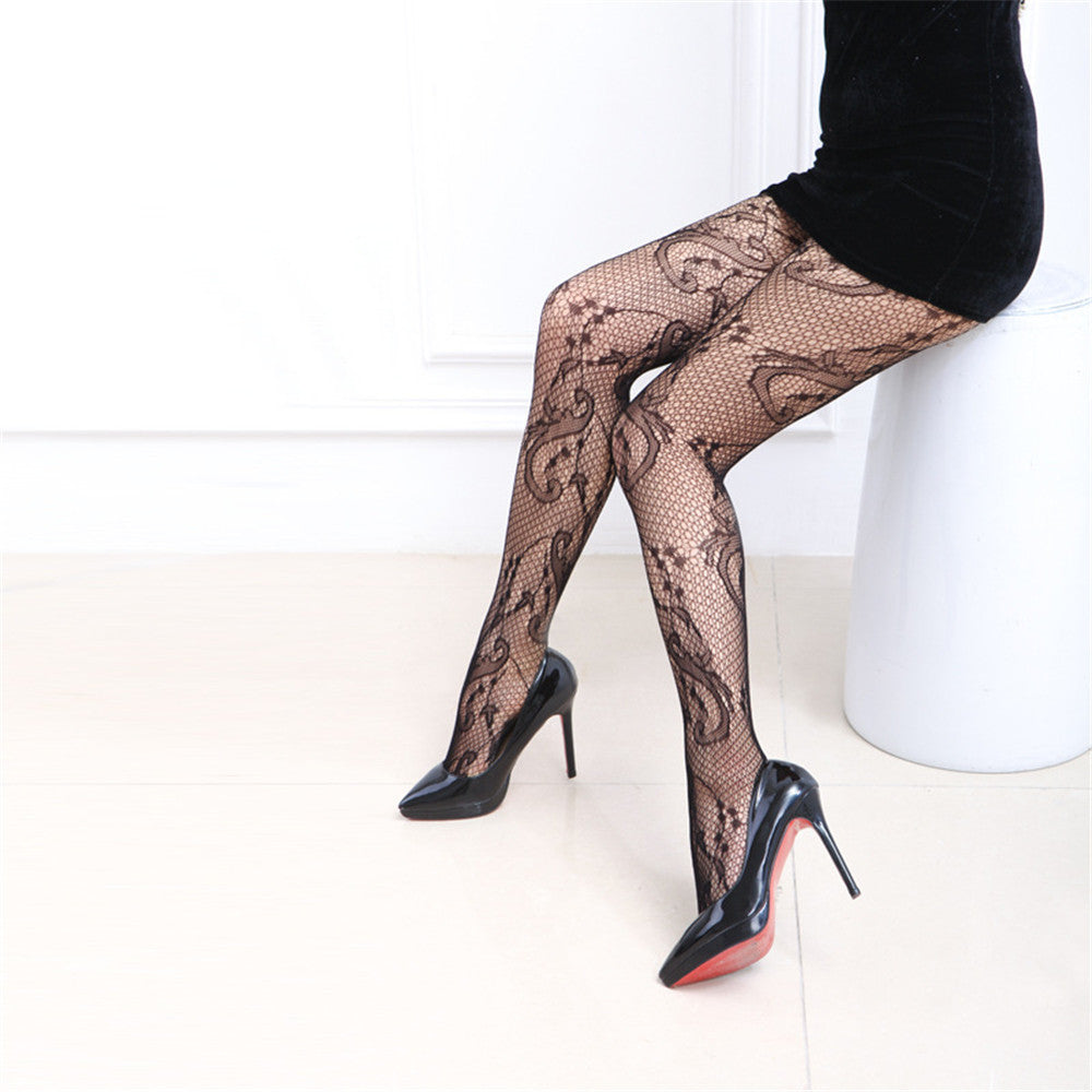 Tights For Women Sexy High Elastic Nylon Pantyhose For Women Prevent Varicose Veins Stocking Sexy calcetines mujer collant: Deals Blast