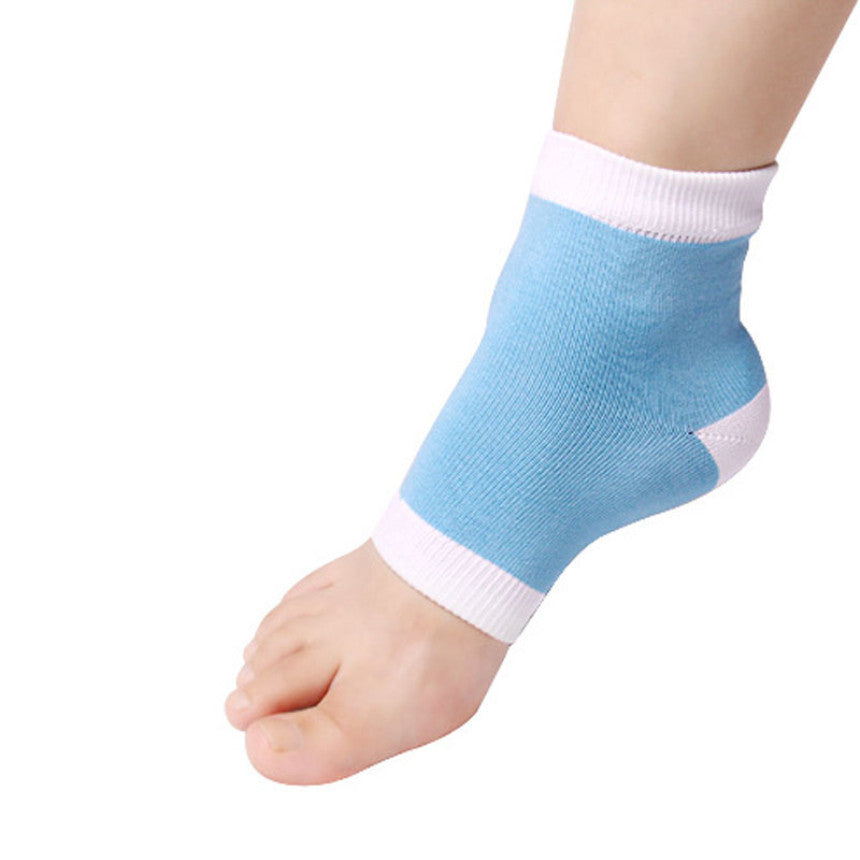 Premium High Quality Ankle Supports Protector Pads Heel Socks for Dry Hard Cracked Skin Moisturising Open Toe Recovery Socks Deals Blast