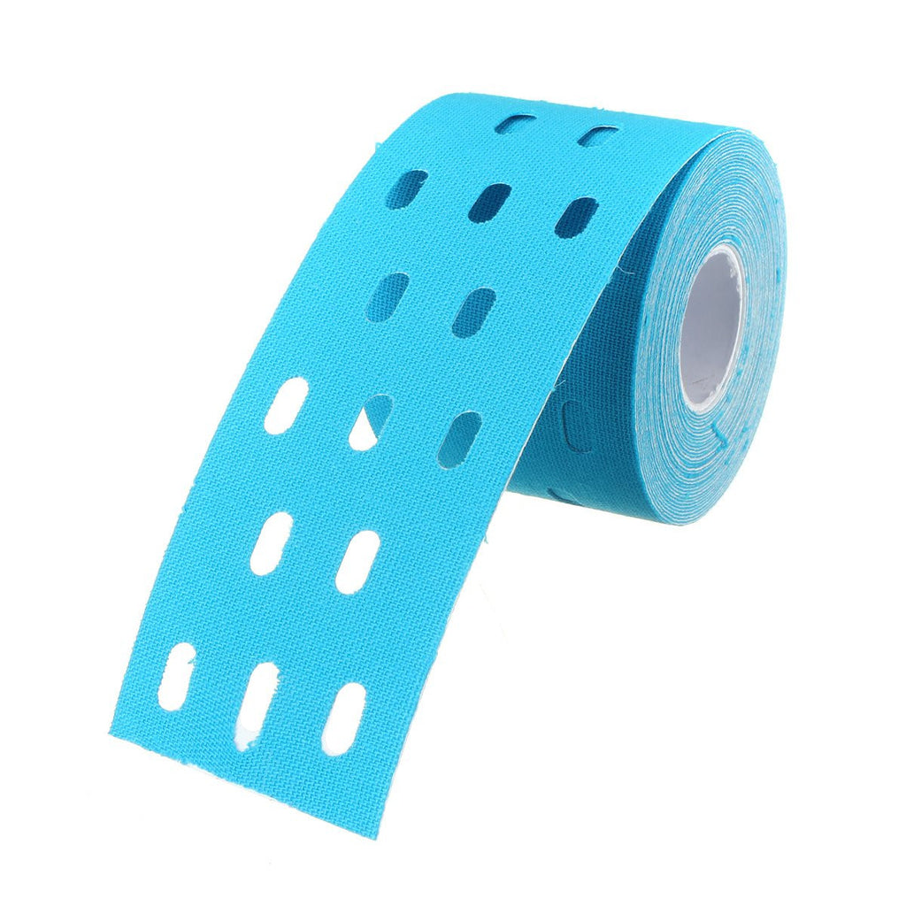 1 Roll 5m * 5cm Fitness Sport Elastic Adhesive Tape Bandage Kinesiology Muscles Sports Care Elastic Physio Therapeutic Tape - Deals Blast