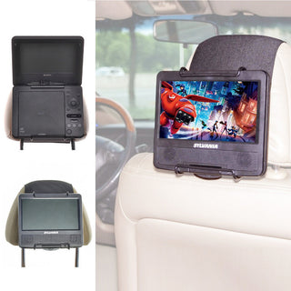 TFY Universal Car Headrest Mount Holder for 7 -10 inch Portable DVD Player: Deals Blast