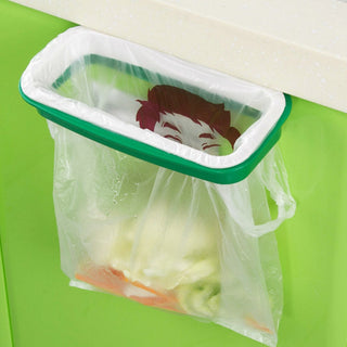 Garbage Bag Storage Holder Rack Hanging Kitchen Cupboard Cabinet Stander Storage Garbage Rubbish Bag Storage Rack - Deals Blast