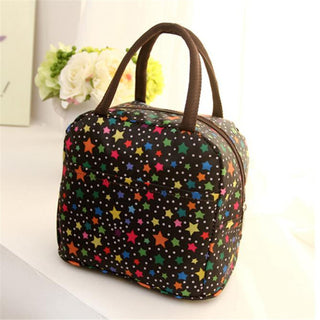 Thermal Insulated Tote Picnic Lunch Cool Bag Cooler Box Handbag Pouch Storage Zipper bag Deals Blast