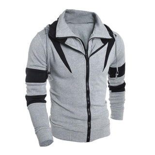 Men Retro Long Sleeve Hoodie Hooded Sweatshirt Tops Jacket Coat Outwear: Deals Blast