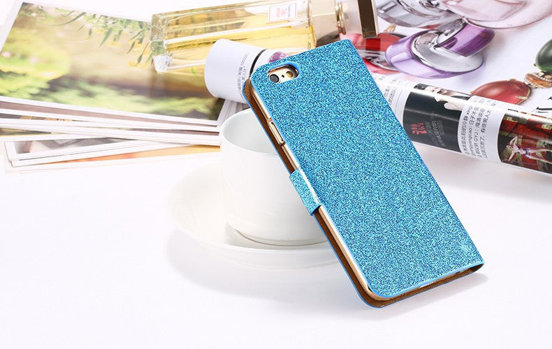 Deals Blast: Best Seller 2016 iPhone 6 6S Plus 7 Plus Cover Glitter Bling Crystal Diamond Leather Wallet Case For Samsung Galaxy S6 Edge Plus S7 Edge Bags Deals Blast