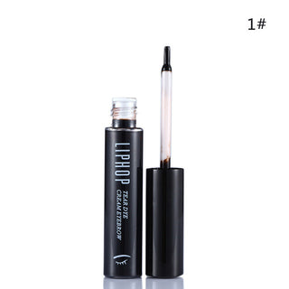 Liphop New Style Tattoo Eyebrow Gel Super Lasting for 72h Waterproof Sweat Professional Peel Off Natural Eyebrow Tint Dye Makeup: Deals Blast