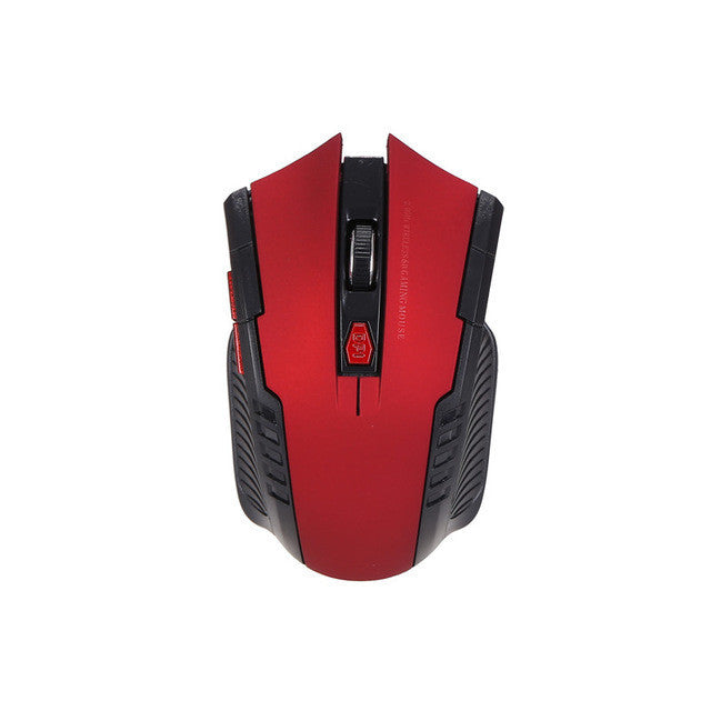 2.4GHz 1600DPI Gaming Mouse Wireless Mouse With On/Off power switch - Deals Blast