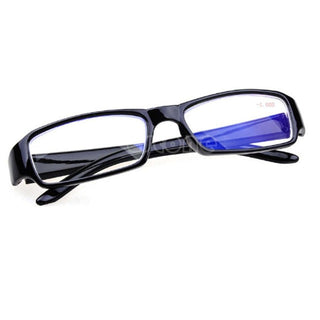 Black Frames Eyeglass Myopia Glasses -1 -1.5 -2 -2.5 -3 -3.5 -4 -4.5 -5.5 -6  AD9099: Deals Blast
