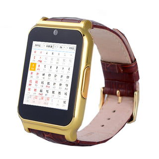 W90 Smart Watch Clock With Sim/TF Card Slot Push Message FM radio earphone Bluetooth Connectivity Camera  For Android IOS Phone - Deals Blast