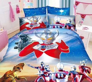 popular game boys Girls bedding set 2/3pcs kit of duvet cover bed sheet pillow case kit/twin/single bed linen set - Deals Blast