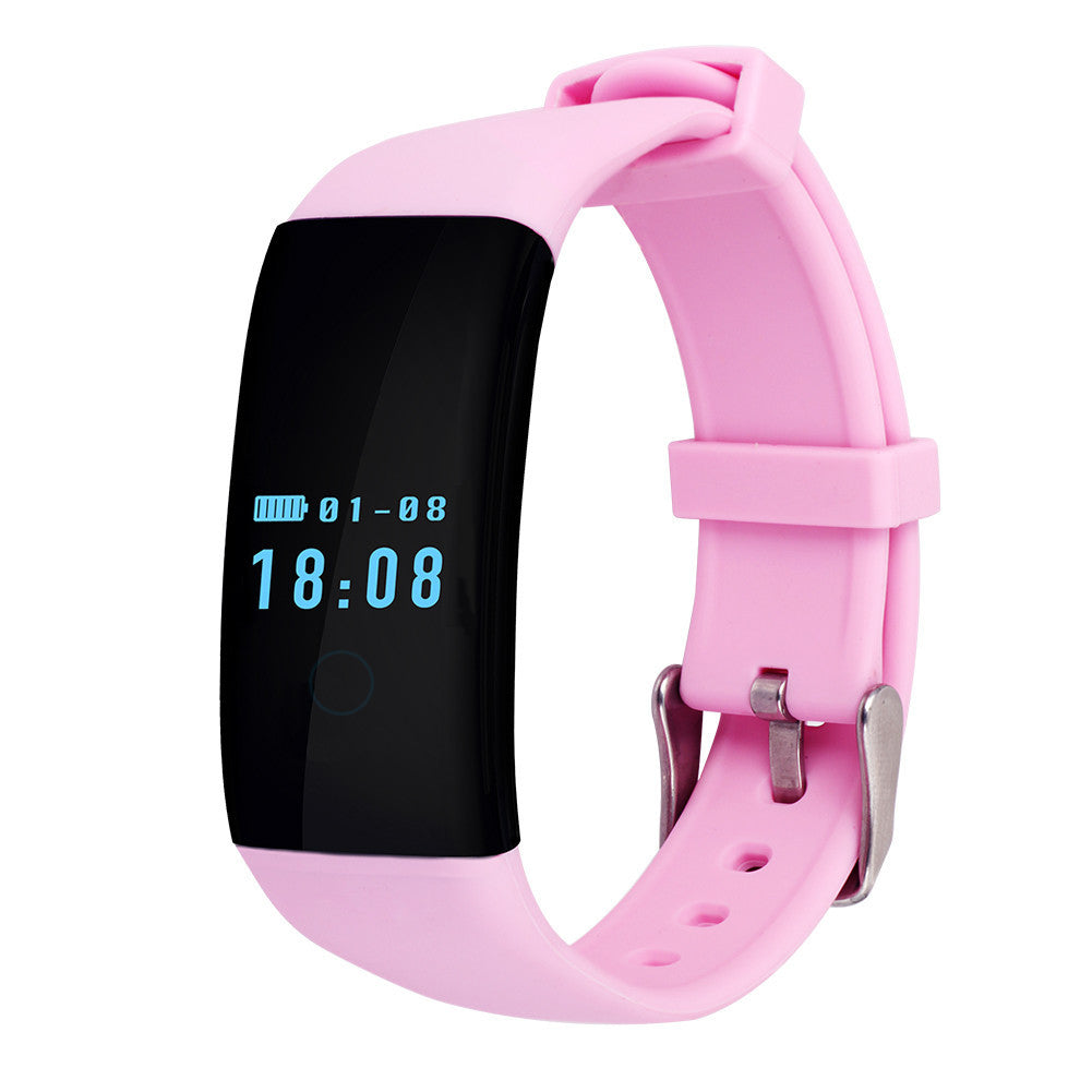 Deal Blast: TK04 Bluetooth4.0 Fit Bit Smart Wrist Band Inteligente Bracelet with Heart Rate Monitor for iOS&Android Better than fitbit Deals Blast
