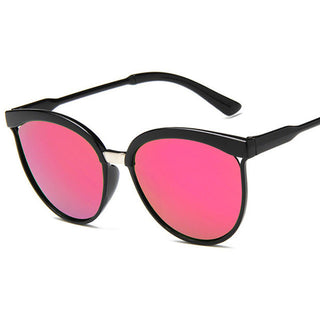 Fashion Bright and Reflective Sunglasses Men Women  Colofrful Vintage UV400 Sun Glasses Shades Sport Driving Glasses - Deals Blast