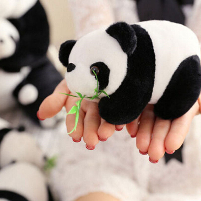 1PC  Lovely Super Christmas Gift Pendant Toys Doll Big Panda Plush Toys Send Friend Children Cartoon Animals Toy Gift - Deals Blast