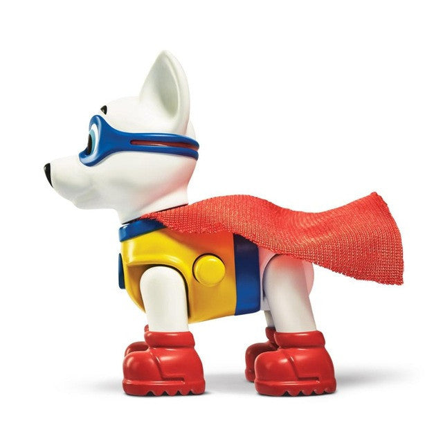 1PC Kid Toys Anime Puppy Patrol Dog Patrulla Canina pawed Toys Action figure Skye Marshall Chase Zuma Rocky Car Russian Cartoons - Deals Blast