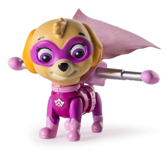 1pc Puppy Patrol Cartoon Patrulla Canina Toys, Kids pawed Toys Patrol Toys Anime Juguetes Can launch weapons Action Figure Dogs - Deals Blast