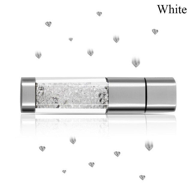 2017 #Fashion High Speed  #USB Crystal Style Pen Drive #Diamond USB Flash Drive USB Memory Stick USB Flash 4G/8G/16G/32G/64G @Deals_Blast #Fashion #Trending - Deals Blast