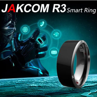 R3 Smart Rings Wear new technology NFC Magic jewelry R3 NFC Magic For iphone Samsung HTC Sony LG IOS Android ios Windows for man - Deals Blast