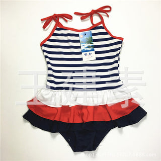 girl one piece baby swimwear kids girls swim wear swimsuit toddler print cheap china clothes free shipping for  WJS-201: Deals Blast
