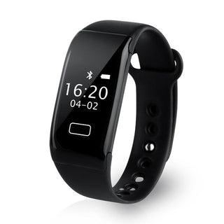 Diggro K18S Smart Bracelet Sport Wireless Bluetooth Smart Band Waterproof Sport Fitness Pedometer Tracker  Calls Reminder: Deals Blast