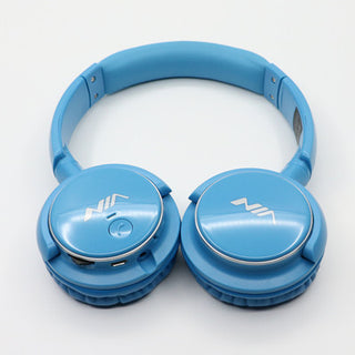 Wireless Bluetooth FM MP3 Earphone Headset Support Micro SD TF Card Headphones USB data cable Microphone Bluetooth Headset