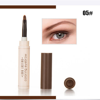 By Nanda Professional Eyebrow Pencil Eye Brow Pomade Makeup Tint Brows Gel Grey Brown Henna Eyebrow Tattoo Dye Gel Maquillaje - Deals Blast