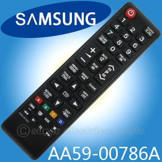 Brand New FOR SAMSUNG UE40F6330AK 3D LCD LED HD Smart TV Recorder Universal Remote Control AA59-00786A: Deals Blast