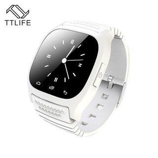 TTLIFE M26 Waterproof Smart Bluetooth Watch Smartwatch M26 with LED Display Music Player Pedometer for Android IOS Mobile Phones - Deals Blast