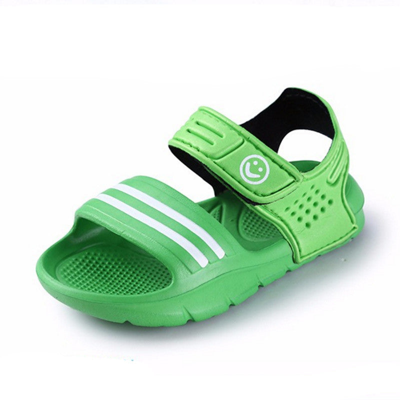 Deals Blast: summer children 2016 sandals slip-resistant wear-resistant small boy casual sandals girls boys shoes Deals Blast