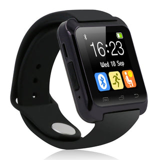 Bluetooth U80 Smart Watch android MTK smartwatchs for Samsung S7 S6 S5 /Note 2/Note3 HTC XIAOMI for Android Phone for adults: Deals Blast