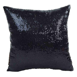 Pure Color Sequin Cushion Cover Colorful Cool Magical Sequin Pillowcase Throw Pillow Case funda cojin: Deals Blast