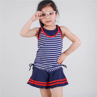 girl two  piece baby swimwear kids girls bikini swimsuit toddler print cheap china clothes free shipping for   WJS-1207: Deals Blast