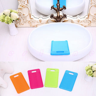 "7 x 6"" Plastic Washboard Washing Board Shirts Cleaning Laundry For Kid Clothes: Deals Blast"
