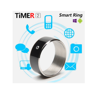 Smart Rings Porter Jakcom R3 R3F MJ02 NFC Magic New Technology for iphone Samsung HTC Sony LG IOS Android Windows Mobile phone - Deals Blast