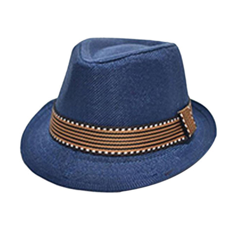 47ccdf2c0 Fashion Kids Baby Fedora Hats Jazz Cool Toddler Boy Girl Cap Photography  Top Hat Cotton Trilby