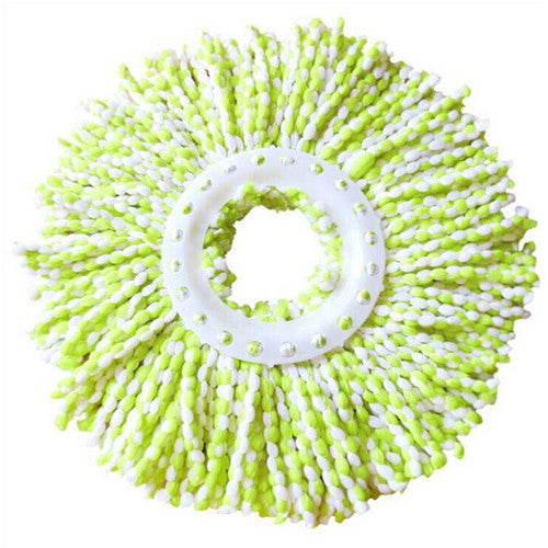 1PC #MopsHead Replacement 360 Rotating Head Easy Magic Microfiber Spinning Floor - Deals Blast