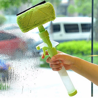 Magic Spray Type Cleaning Brush Multifunctional Convenient Glass Cleaner A Good Helper That Washing The Windows Of Car: Deals Blast