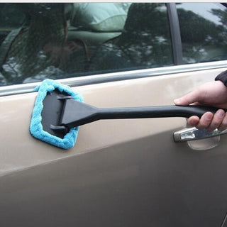 Best 1pcs Portable Windshield Easy Cleaner - Clean Hard-To-Reach Windows On Your Car Or Home Cleaning Tools - Deals Blast