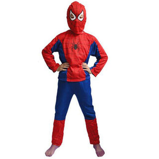 Hot Selling Lovely Kid Child Boy Spiderman Costume Suit Halloween Cosplay Party Costumes Children Clothing Sets Anime Carnival: Deals Blast