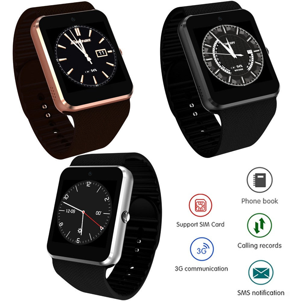 "1.54"" 4GB Android Smart Wrist Watch Phone Support Bluetooth Nano SIM Card Wifi 3G Network - Deals Blast"