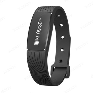 (Ship from US) XGODY F2 Smart Bracelet Watch Adult Kids Wristband Heart Rate Activity Tracker Fitness Bracelet for Apple Android - Deals Blast