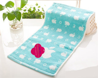 High Quality Kids Hand Towel Small Face Washing Towels 100% Cotton Towel Brand Home Use Terry Towel - Deals Blast