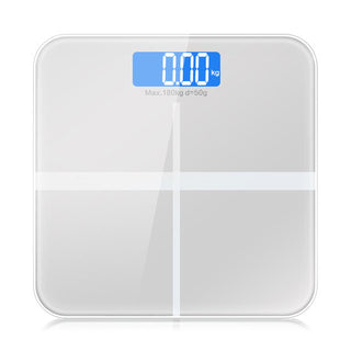 A1 LCD household electronic digital bathroom weight weighing scale machine bath room balance scales products tools 180Kg: Deals Blast