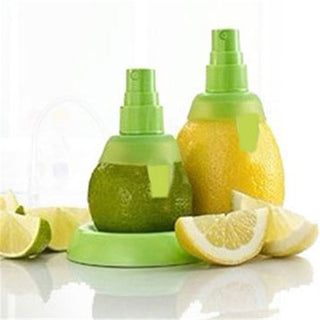 3Pcs/set Creative Lemon Sprayer Fruit Juice Citrus Lime Juicer Spritzer Kitchen Gadgets Spray Fresh Fruit Juice - Deals Blast